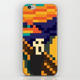 pixescream iPhone Skin