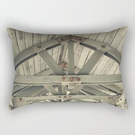 Beachside Boardwalk Rectangular Pillow