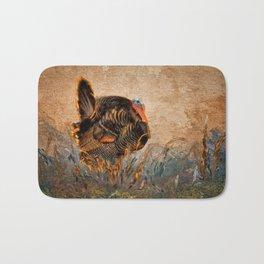 Wild Turkey Bath Mat