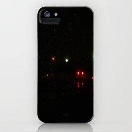 Night Lights iPhone Case