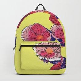 'Cosmos'politan / Flowers in sunlight Backpack