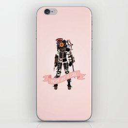 Fight Like a Girl: Big Sister iPhone Skin