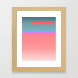 Breakout Variation 2 Framed Art Print