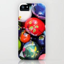 Musical Maracas iPhone Case