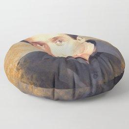 Merle Haggard, Music Legend Floor Pillow