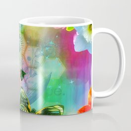 Floral Fantasy 9 Coffee Mug
