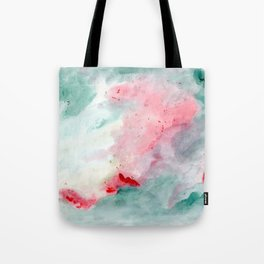 Warm swim Tote Bag