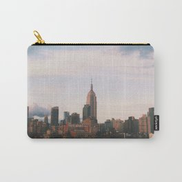 Empire State Building, New York City Carry-All Pouch