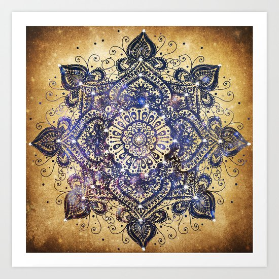 Gypsy Magic Art Print