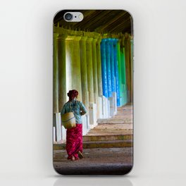 Myanmar iPhone Skin