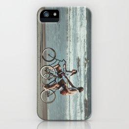 Love Ride iPhone Case