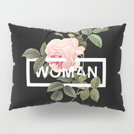 Harry Styles Woman graphic artwork Pillow Sham