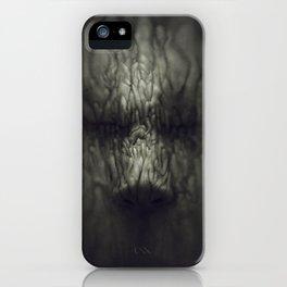 organic face iPhone Case
