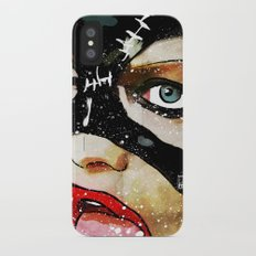 Catwoman iPhone X Slim Case