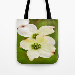March of the Dogwood Tote Bag