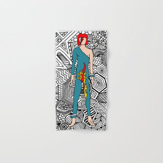 Bowie Fashion 8 Hand & Bath Towel