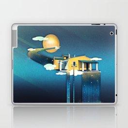Castle in Heaven Laptop & iPad Skin