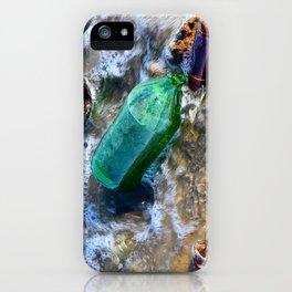 Rushing Bottle: Take 1 iPhone Case