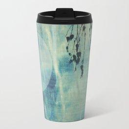 dreaming under the birch Travel Mug