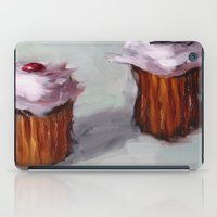 cupcakes iPad Cases featuring Cupcakes by scott french studio