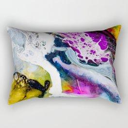 Abstract Melt V Rectangular Pillow