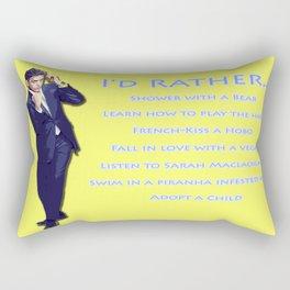 Carlton Lassiter Rectangular Pillow