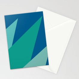 angles 2 Stationery Cards