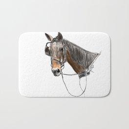 Buggy Horse Bath Mat