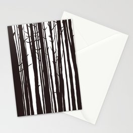 The Trees and The Forest Stationery Cards
