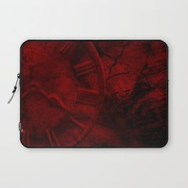 Time's Running Out Laptop Sleeve