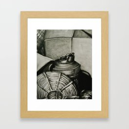 Volumetric--Still Life Print Framed Art Print