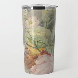 Georgius Jacobus Johannes van Os - Flower arrangement - 1800/1825 Travel Mug