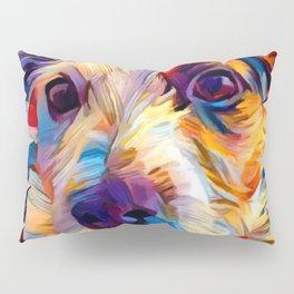 Jack Russell Terrier 2 Pillow Sham