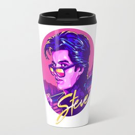 Steve Harrrington Travel Mug