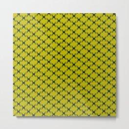 Lemon Emerald Metal Print