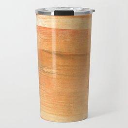 Sandy brown Travel Mug
