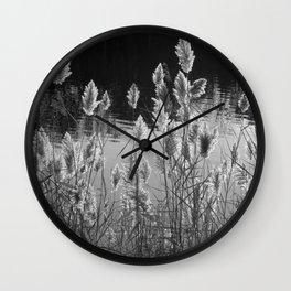 Till Next Year Wall Clock