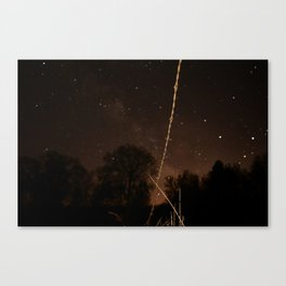 Stake Your Claim Canvas Print