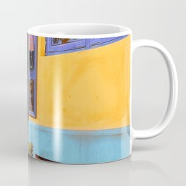 Danish Bar in Autumn Coffee Mug