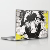 puppy Laptop & iPad Skins featuring puppy by Ezgi Kaya