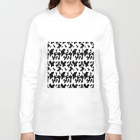 cow Long Sleeve T-shirts featuring Cow by Cs025