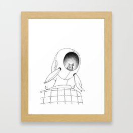 Eep Framed Art Print