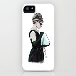 Holly Golightly (1961) iPhone Case