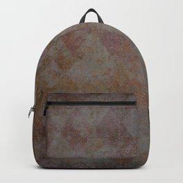 Vintage Dream in Red Backpack