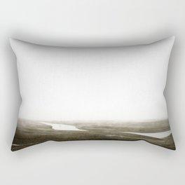BARREN WASTELAND Rectangular Pillow