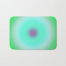 Ripple III Pixelated Bath Mat