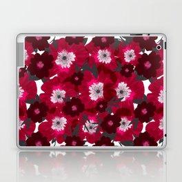Flowers Overflowing Laptop & iPad Skin