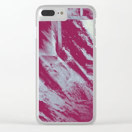 ...and life goes on within you and without you Clear iPhone Case