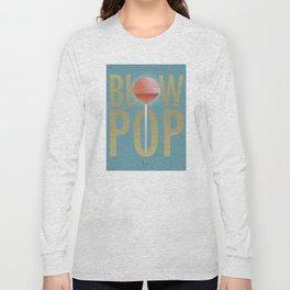 BLOW POP Long Sleeve T-shirt