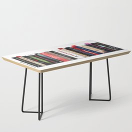 Thrills and Chills Coffee Table